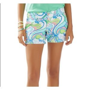 Lilly Pulitzer conch republic Callahan shorts